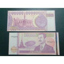 Iraq 10000 dinars, 2002 P-89