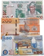 Banknotes from African countries. Banknote eshop