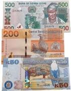 Afrikos šalių banknotai