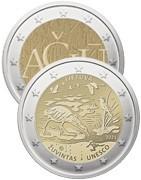 Proginės 2 eurų monetos, euro monetų rinkiniai, kolekcinės euro monetos