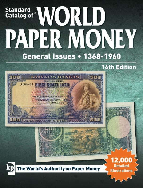 World Paper Money, General Issues, 1368-1960