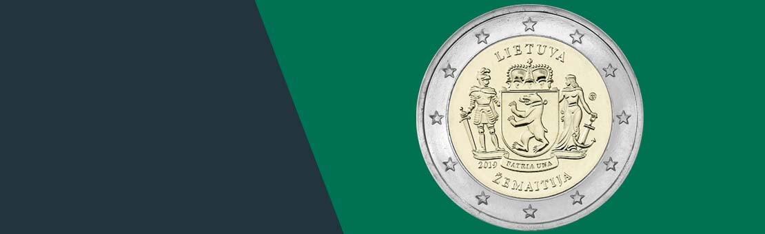 Moneta, skirta Žemaitijai